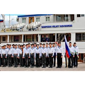 В Великом Новгороде юных моряков будут обучать на AR-тренажере