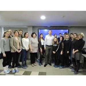 Сотрудники «Балтийского лизинга» провели лекцию для студентов