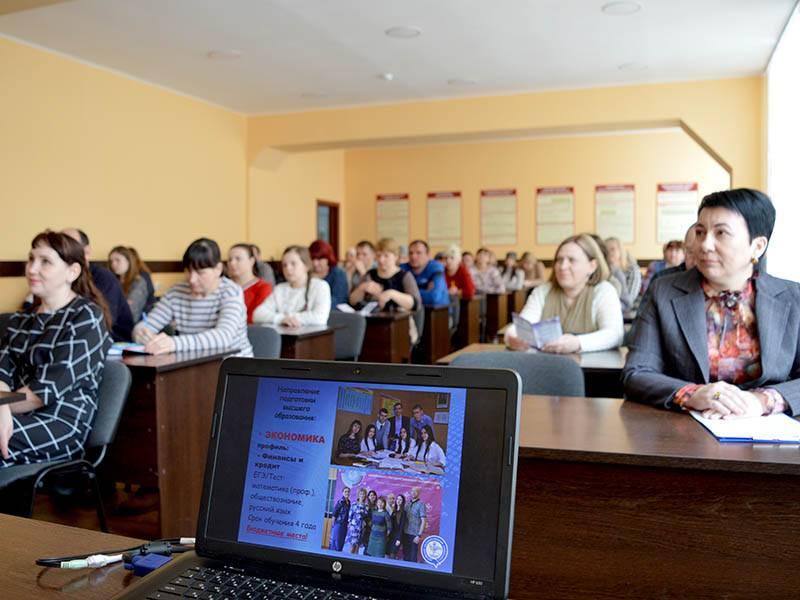 В Рубцовском институте (филиале) АлтГУ прошел День открытых дверей