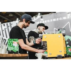 Coffee Soldiers приготовили 200 литров specialty-кофе на CTCRE-2020