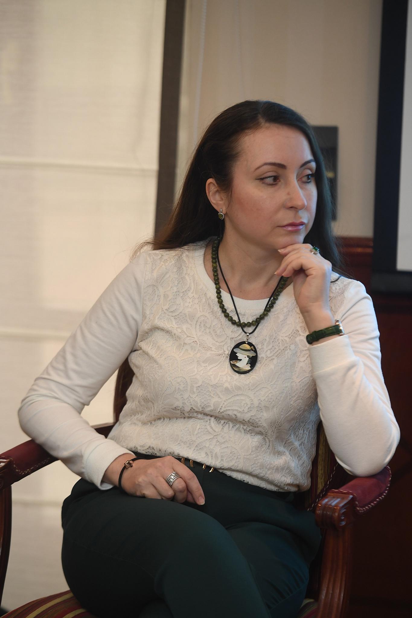 Екатерина Лучкина, исполнительный директор  Национального союза мясопереработчиков