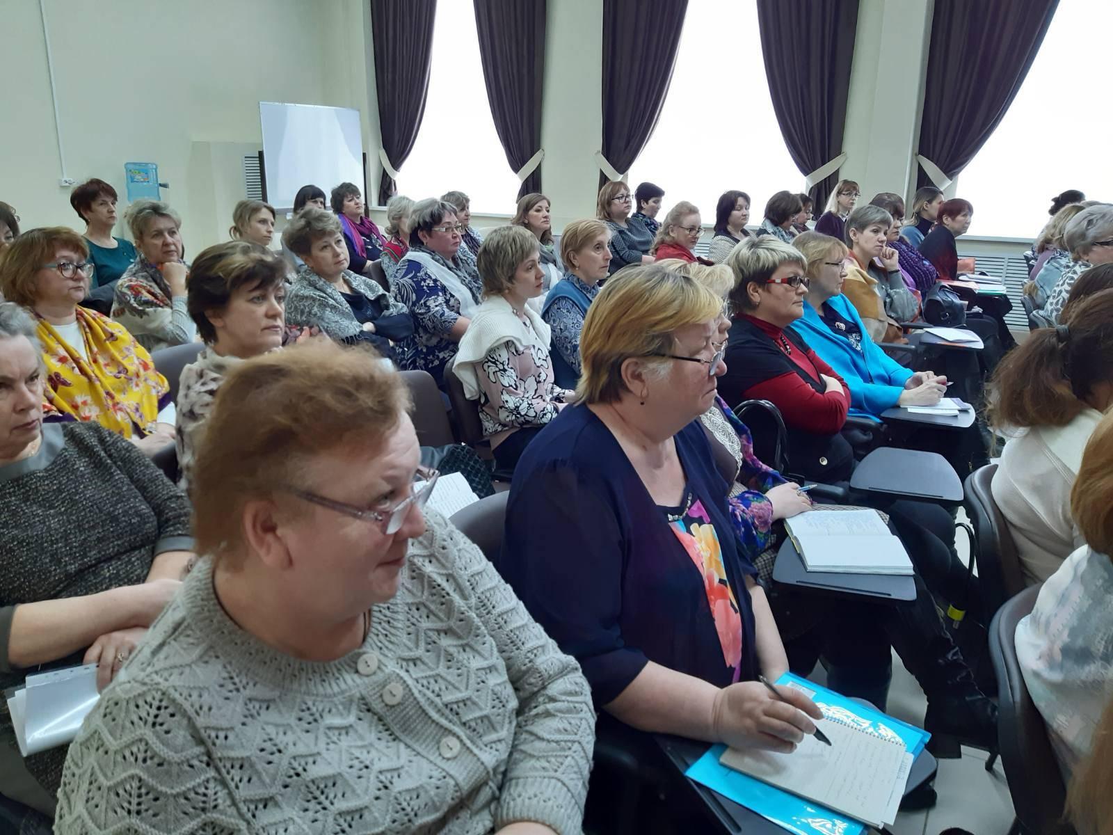 Ивановские педагоги обсудили преподавание новых предметов