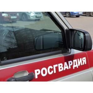В Екатеринбурге росгвардейцы задержали граждан с арсеналом оружия