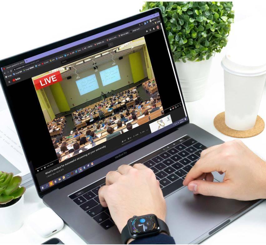 Как организовать он-лайн-трансляцию из вашего университета