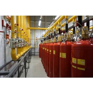Система пожаротушения с Новек® 1230 стала финалистом премии «ЦОДы»
