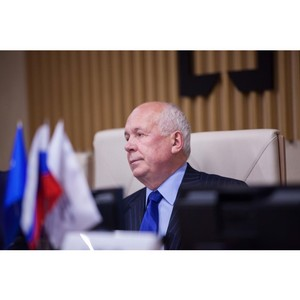 Заседание Бюро СМР и Лиги содействия оборонным предприятиям