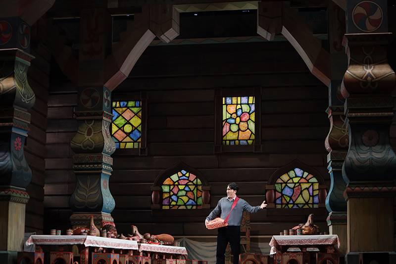 Большой театр: Онлайн-трансляция оперы «Садко» 11 мая