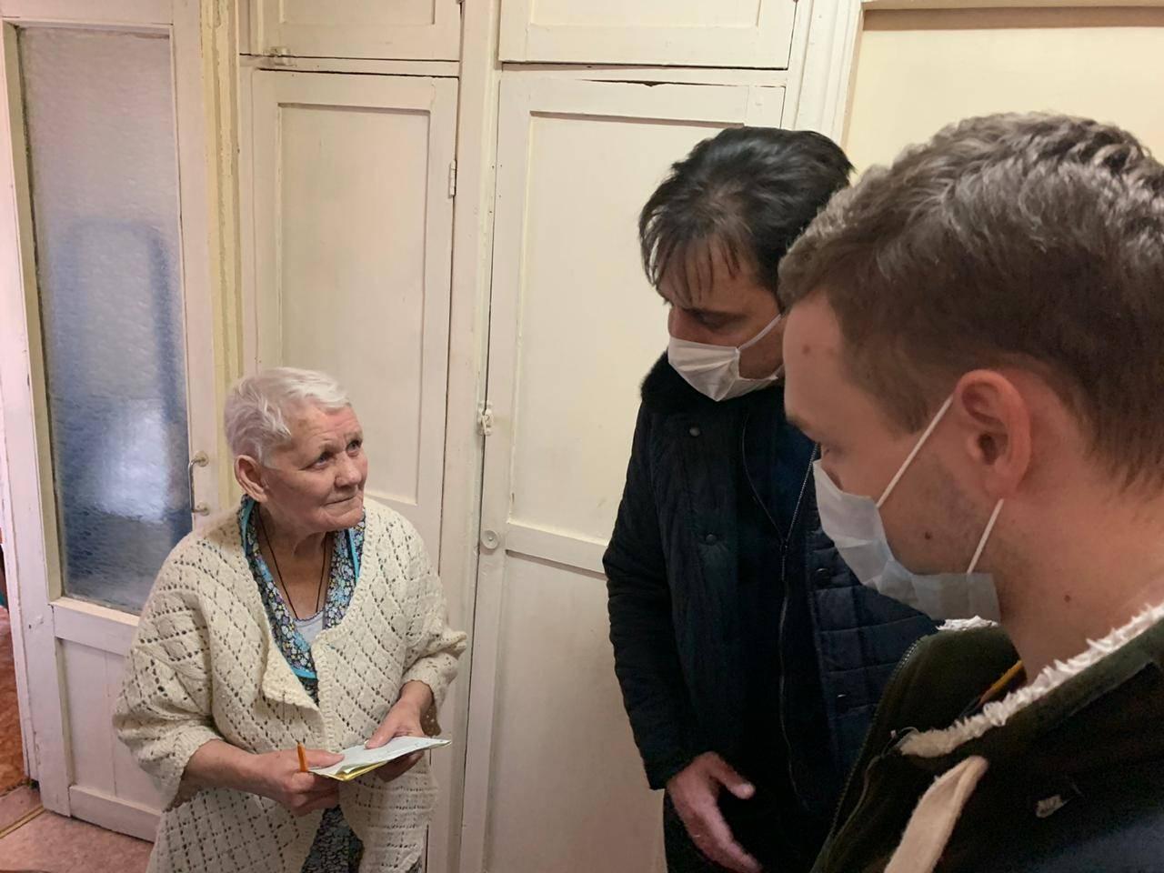 Игорь Маковский: более 600 пожилых людей получили помощь от волонтеров