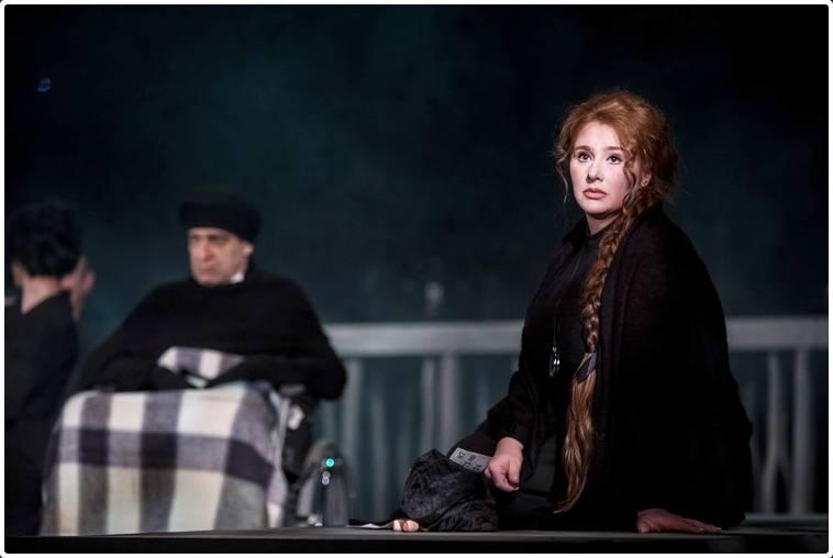 Театр на Таганке: оnline-трансляция спектакля «Чайка 73458»