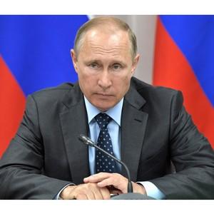 Путин поручил до 30 апреля уточнить критерии компаний МСП