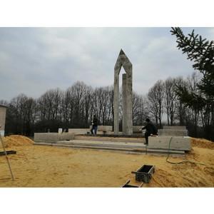 «Россети Центр» осветил «Рубежи воинской доблести» в Липецкой области