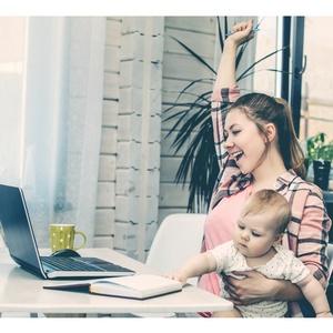 Вебинар «Как заработать зарплату, сидя дома, на диване»