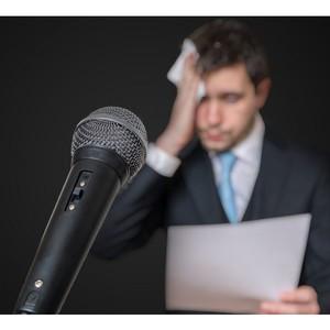 Вебинар «Как справляться со стрессом во время выступления?» 6 мая