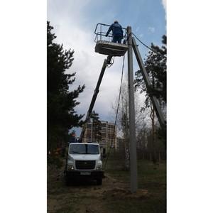 Россети Центр обеспечили энергоснабжение стройплощадки больницы