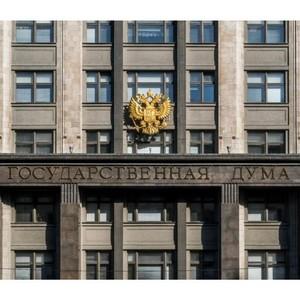 Covid-19: ГД приняла закон о мерах налоговой поддержки предприятий