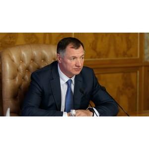 М. Хуснуллин провёл заседание президиума Правительственной комиссии