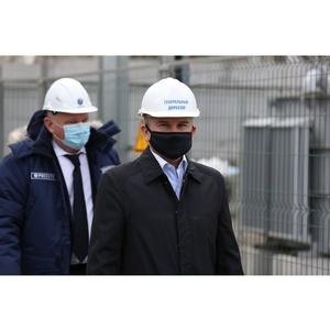 Игорь Маковский оценил готовность Липецкэнерго к  нештатным ситуациям