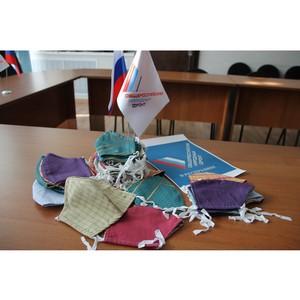 В Коми участники акции #МыВместе запустили новый проект «Подари маску»