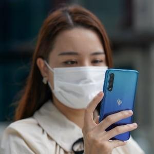 Маска не помеха: новая технологии распознавания лиц от Vingroup