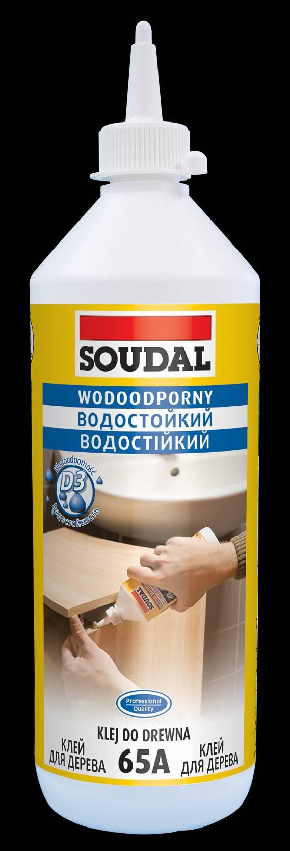Soudal предлагает линейку клеев для ремонтно-реставрационных работ