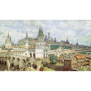 Виртуальное путешествие в средневековую Москву 1 мая в 19:00