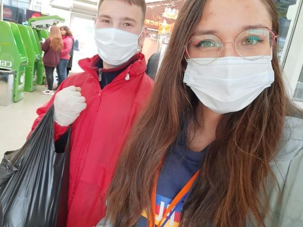 Камчатская «Молодежка ОНФ» помогла малообеспеченным семьям