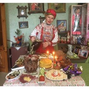 Пенсионеров-именинников Мордовии поздравляют волонтеры