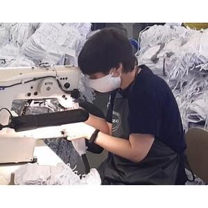 Предприятия в моногородах выпускают свыше 1 млн масок в сутки