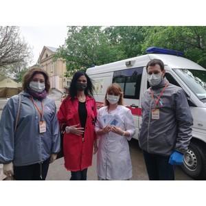 Волгоградские врачи получили сертификаты красоты от ОНФ