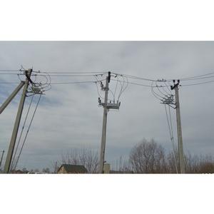 Удмуртэнерго реконструирует сети Завьяловского района