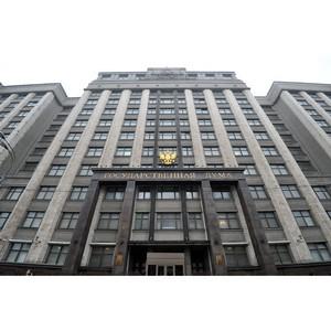 Госдумой одобрен новый пакет мер поддержки граждан и бизнеса