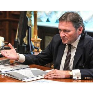 Титов представит Путину доклад о проблемах бизнеса