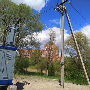 Мариэнерго обеспечил электроснабжение строительной площадки