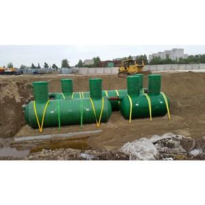 Очистные сооружения ливневой канализации - завод City Project