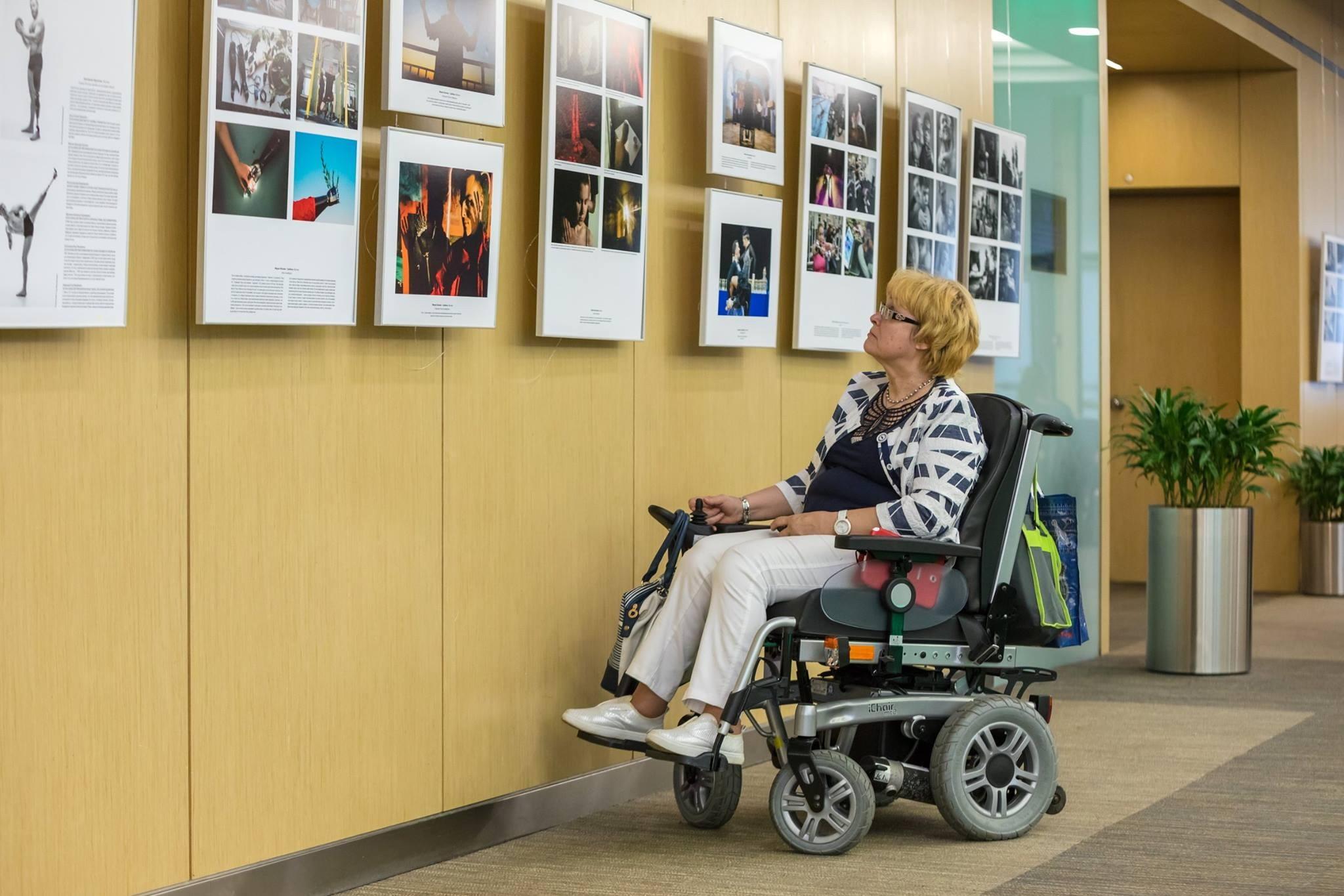 VIII Всероссийский фотоконкурс о жизни инвалидов  «Без барьеров»