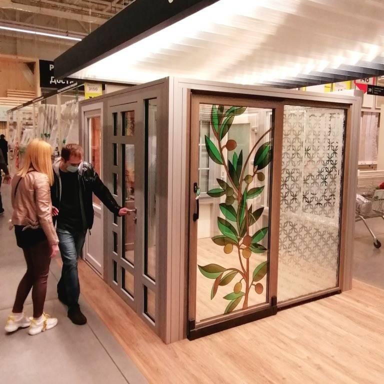 Открыт шоу-рум «Окна на заказ» с продукцией Deceuninck в Белгороде.