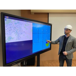 Softline оснащает «умными касками» предприятия Алтайского края