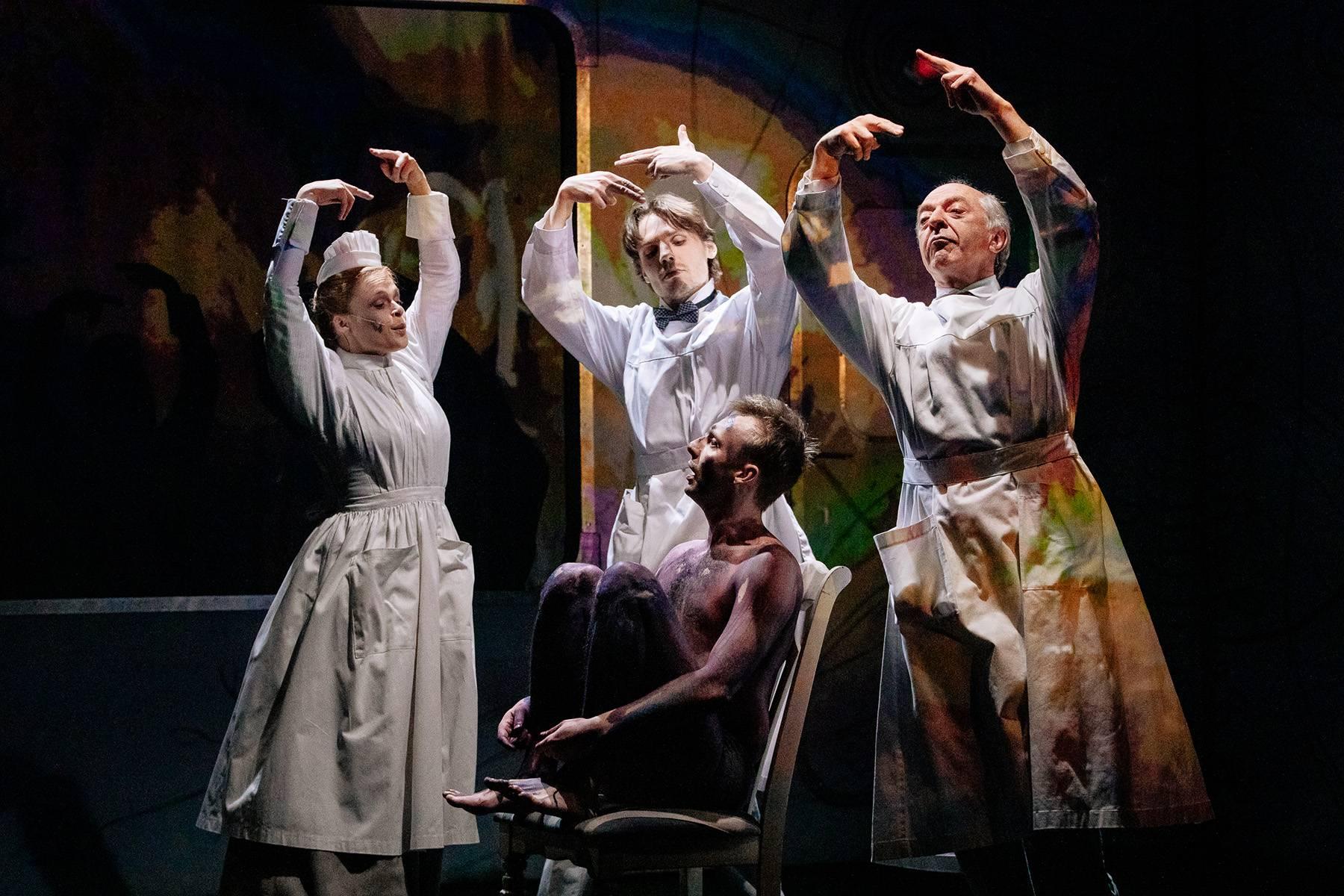 Фото: сайт Театра «Приют комедианта»