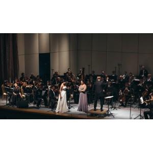 Онлайн-трансляция концерта «Евгений Онегин» 7 мая