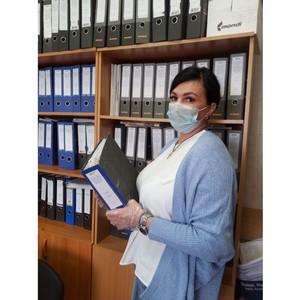 В Управлении Росреестра Челябинской области действует масочный режим