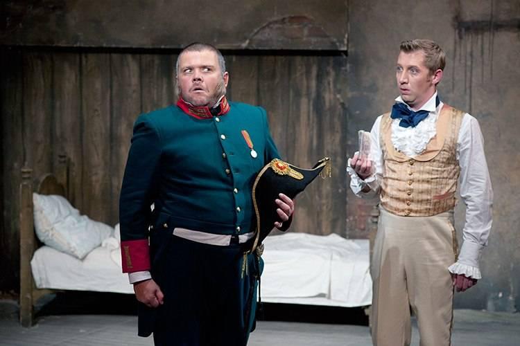 Малый театр:  онлайн-трансляция спектакля «Ревизор» 29 мая