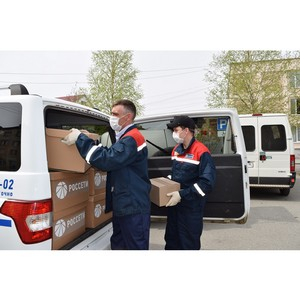 #МыВместе: «Россети Тюмень» оказали поддержку нуждающимся семьям