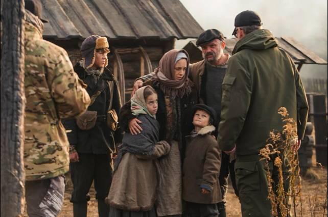 9 мая выходит в эфир военная драма «Алёша»,  снятая «Киностудией КИТ»