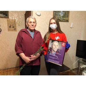 Воронежские активисты ОНФ поздравили ветеранов с Днем Победы