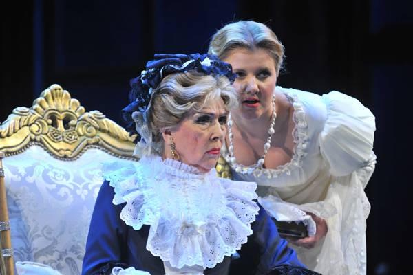 Малый театр:  онлайн-трансляция спектакля «Пиковая дама» 15 мая