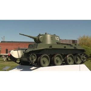 ТГУ «поставил» танк на гусеницы