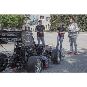 Студенты ТГУ создают новые болиды, лодки и мотоциклы