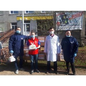 В Коми участники #МыВместе передали более восьми тысяч СИЗ больнице