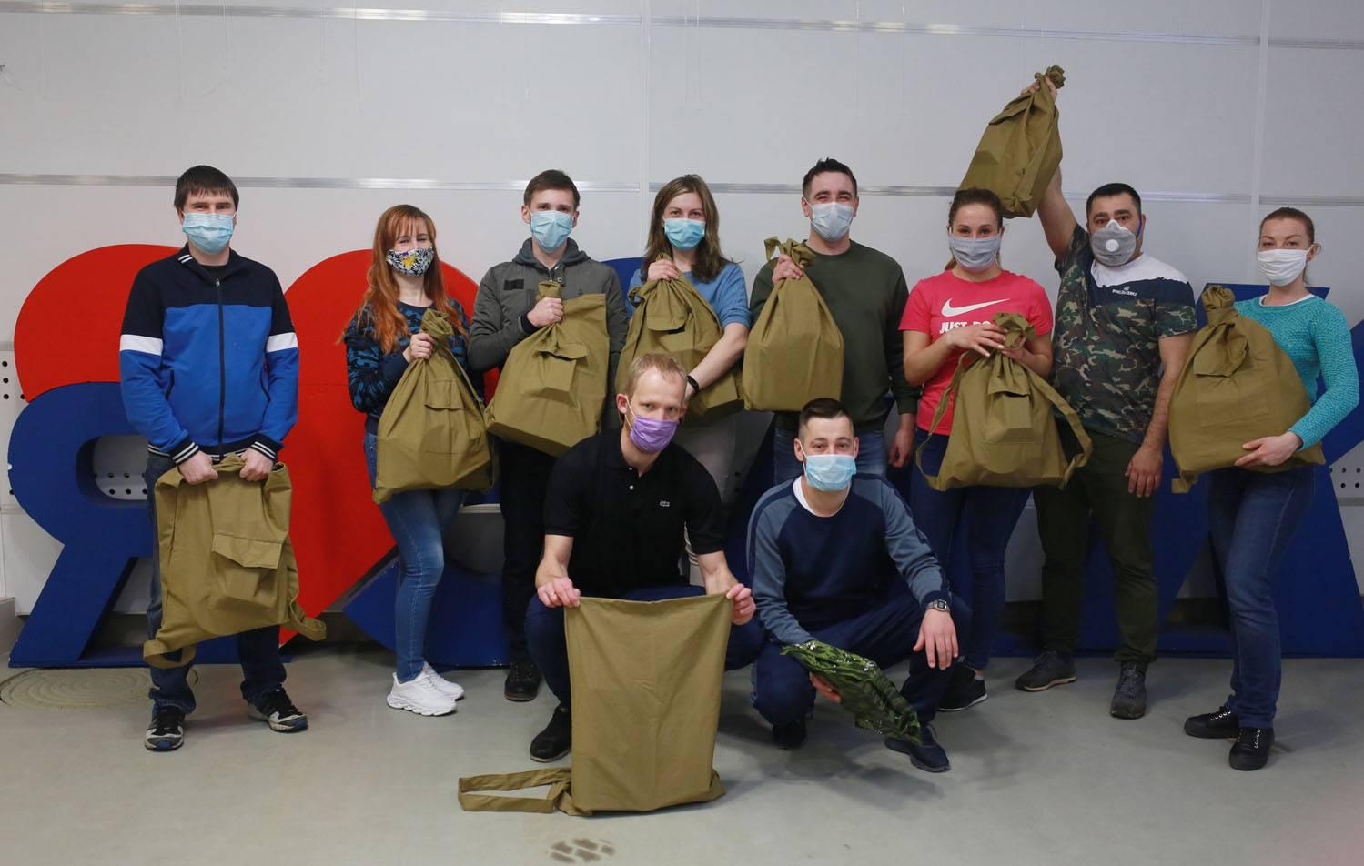 Волонтеры ПАО «МЗИК» поздравят ветеранов-калининцев с Днем Победы