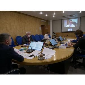 Игорь Маковский провел совещание с руководством Удмуртии онлайн